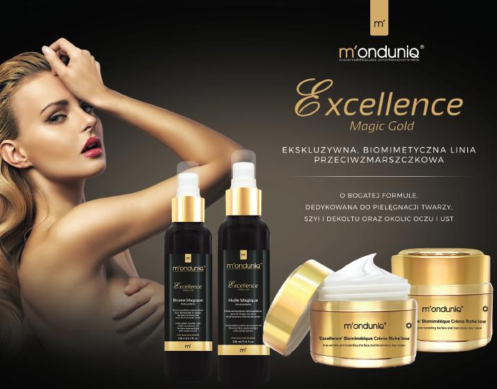 Czas Piękna - Excellence Magic Gold